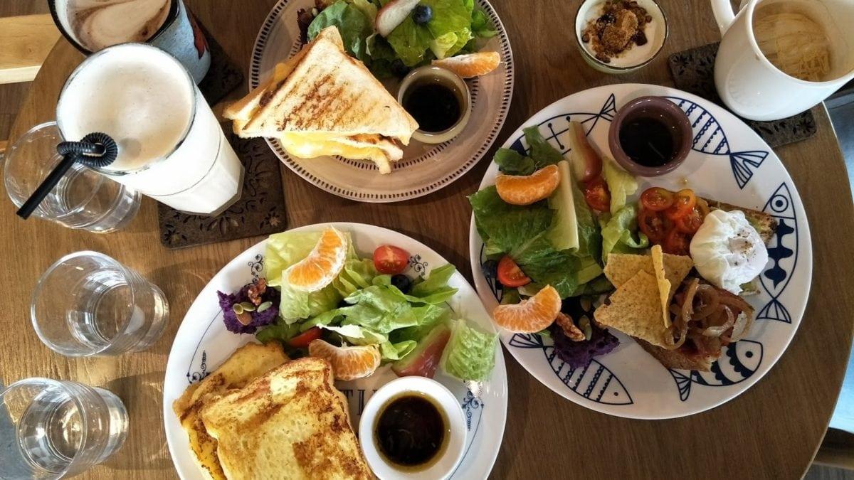 減肥、健身就要吃清淡啦!這幾家台北輕食餐廳是你的低卡飲食好朋友