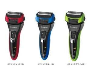 日立 4刀頭電動刮鬍刀 日本製 RM-LF463