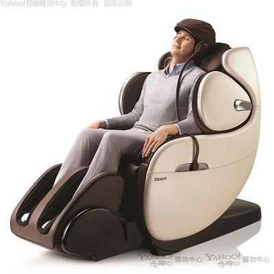 頂級的奢華享受,OSIM頭等天王按摩椅