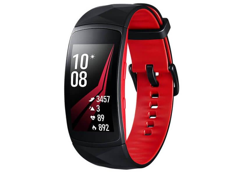 SAMSUNG Gear Fit 2 Pro運動手環