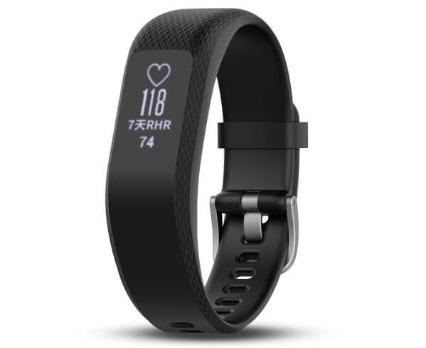 GARMIN Vivosmart 3 智慧健身心率運動手環