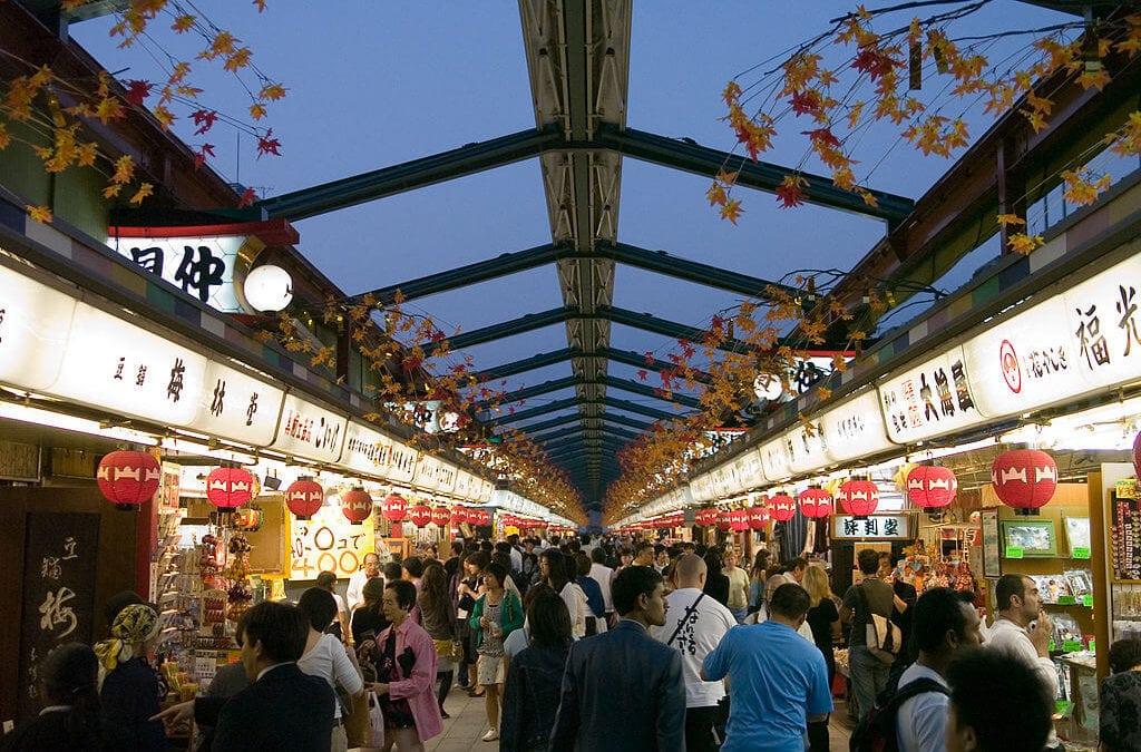 日本旅遊必讀!東京淺草自由行:淺草景點、交通方式、必吃美食懶人包