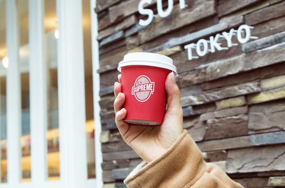 supreme cafe