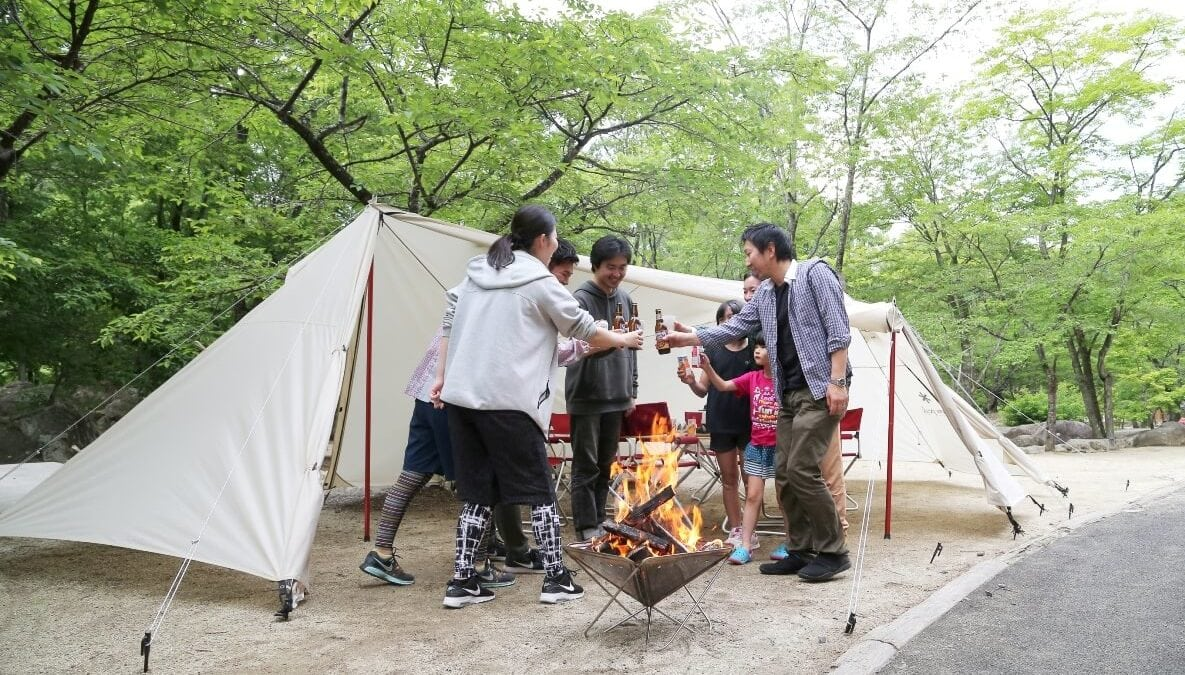 到日本東北露營趣!宮城縣露營地點攻略,海外親子遊也能這樣玩!