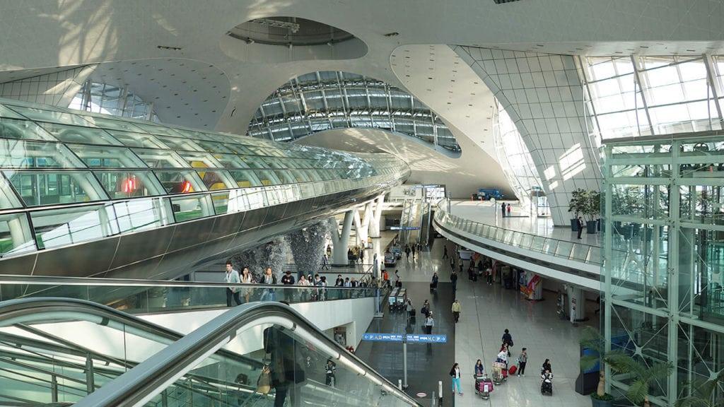 首爾 仁川國際機場第一航廈