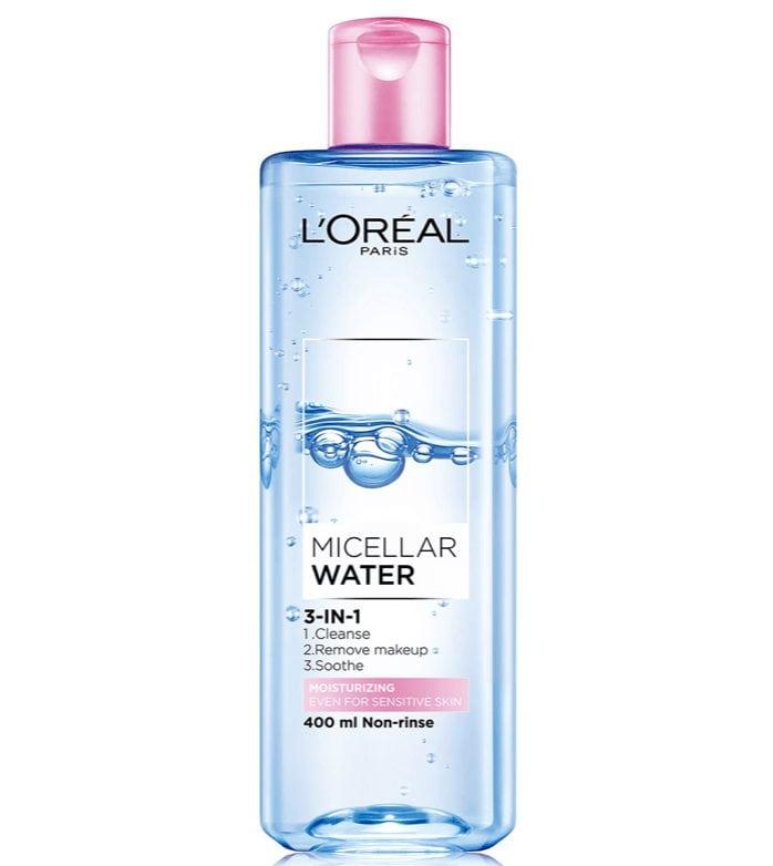 L'OREAL PARIS 巴黎萊雅三合一卸妝潔顏水