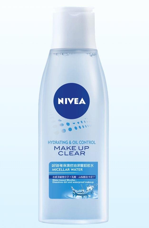 NIVEA妮維雅 保濕控油深層卸妝水