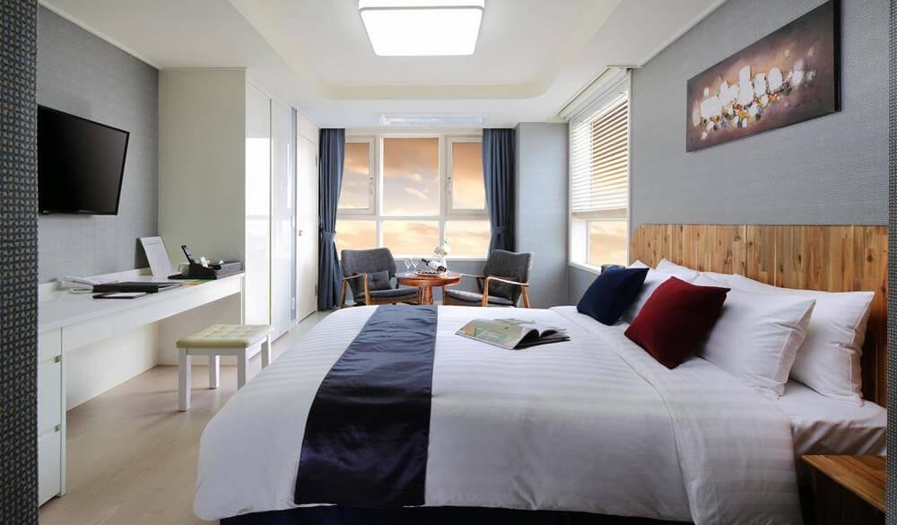 韓國旅遊平價住宿!5大首爾公寓式酒店推薦,小廚房、洗衣機應有盡有