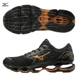 美津濃 WAVE PROPHECY 9 一般型男款慢跑鞋