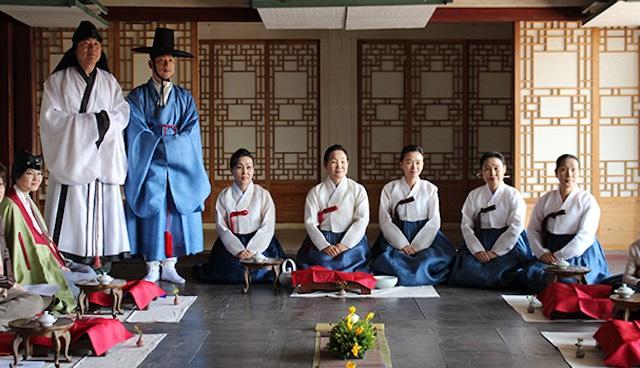 景福宮 茶道體驗