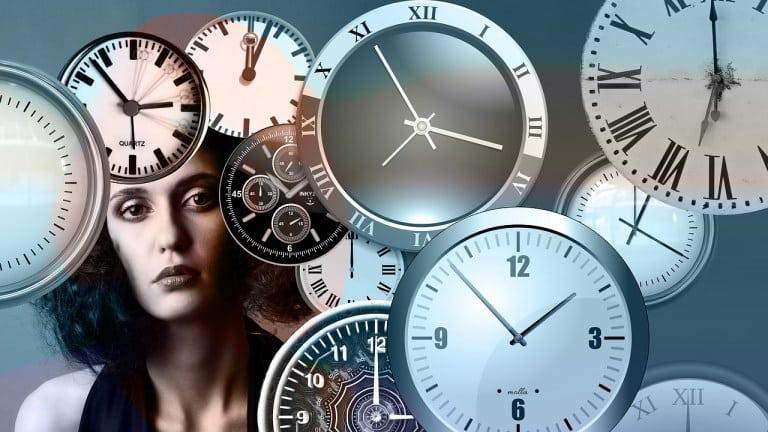 time-lag