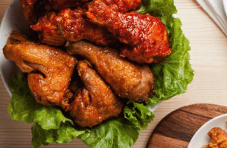 大叔韓國炸雞