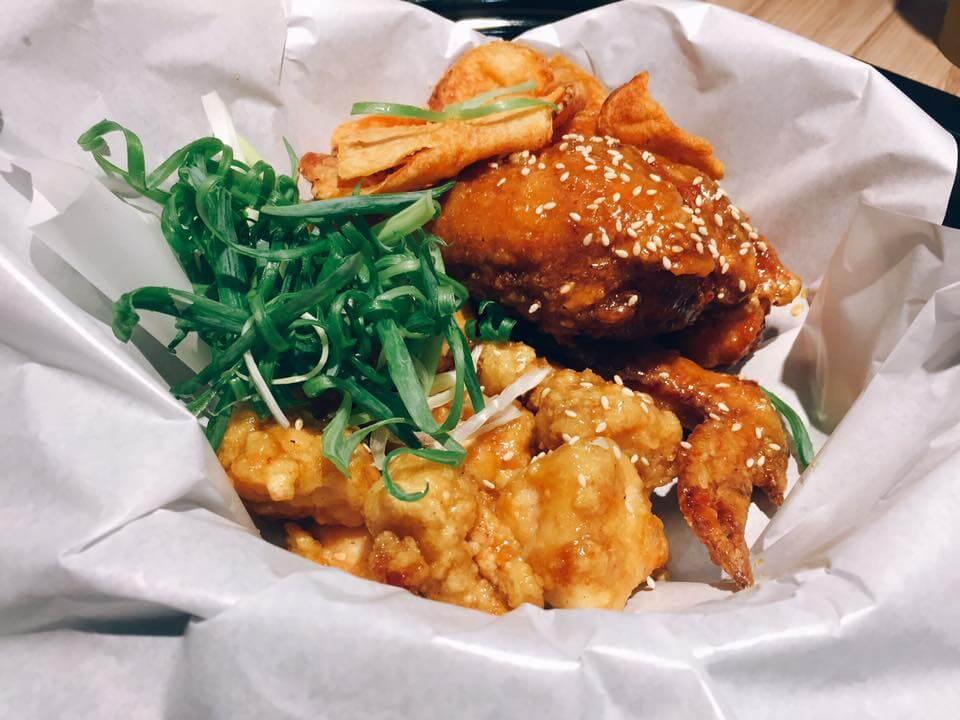 韓色.韓式炸雞