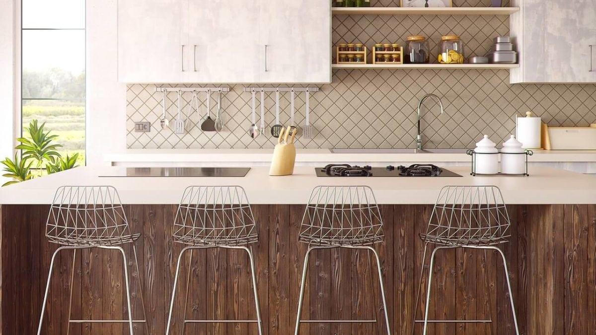 想打造簡約風廚房?收納架、調料盒…善用這些牆面收納工具就對了