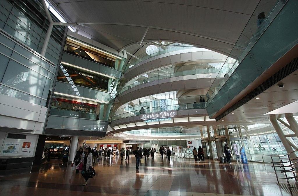 東京羽田機場攻略!日本羽田機場交通、設施、換匯、免稅店必逛總整理