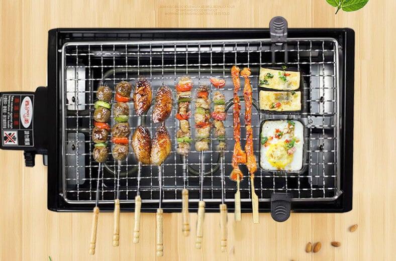 【西美】烤肉免等3分上桌無煙烤肉爐