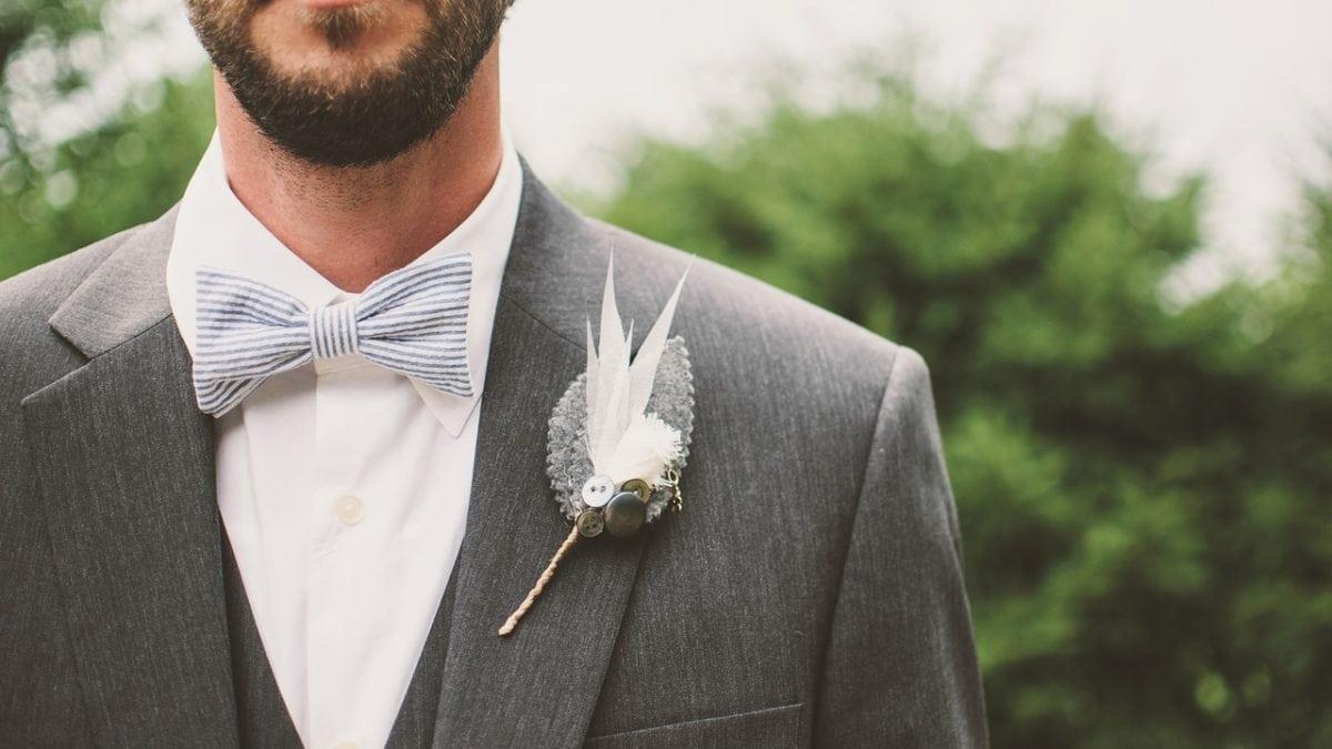 當喜宴招待、純喝喜酒?男生參加婚禮穿搭5原則,這樣穿瞬間變紳士