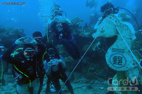 石朗水肺潛水