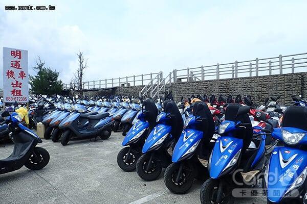 台灣綠島自由行交通方式