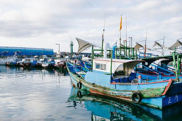 Fugang Fishing Harbor