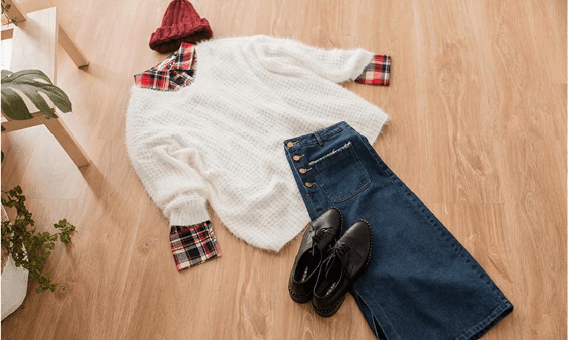 嗨購狂歡節特別企劃:職場OL冬天穿搭日記一週間,窩在辦公室也時尚
