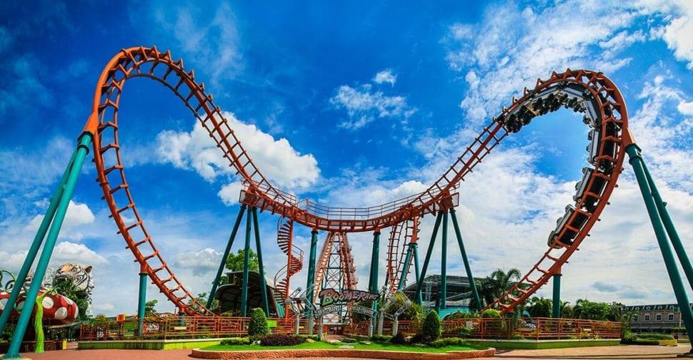親子出遊這樣玩!夢幻世界、水上樂園泰國曼谷遊樂園必去推薦