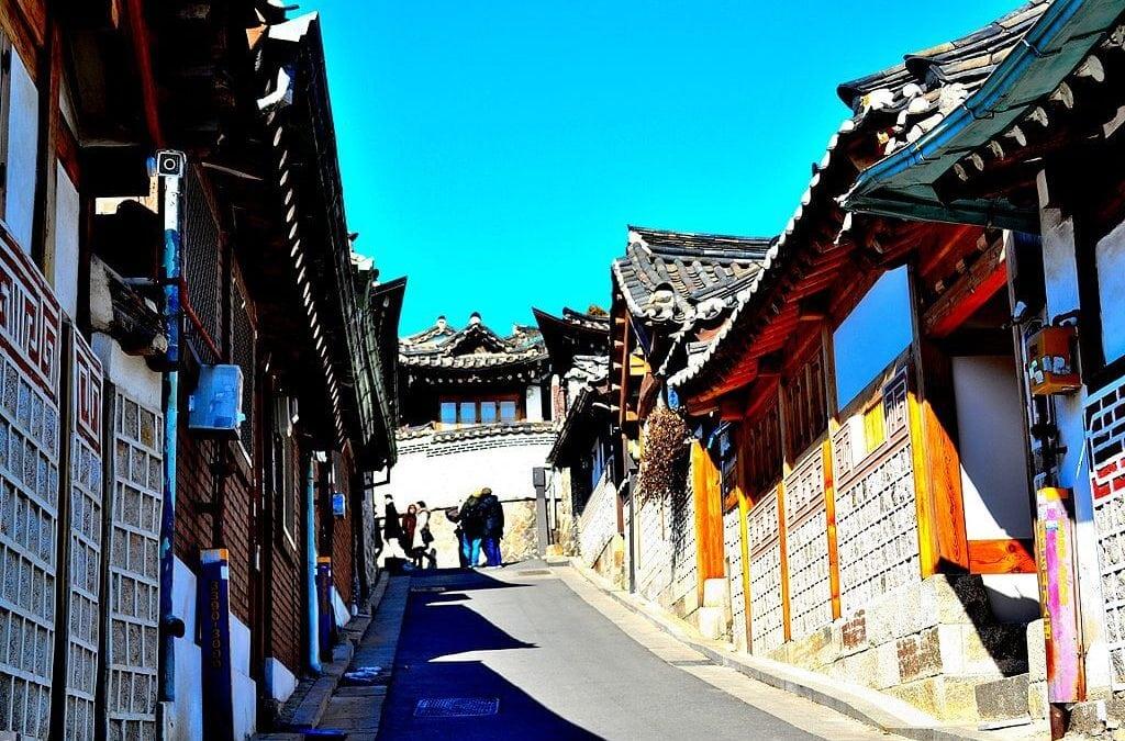 首爾自由行必去景點!北村八景三清洞散步地圖,漫遊韓屋來場穿越劇吧