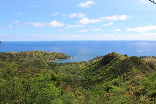 色提灣瞭望台及蘇列塔德堡Cetti Bay Overlook and Fort Nuestra Señora de la Soled