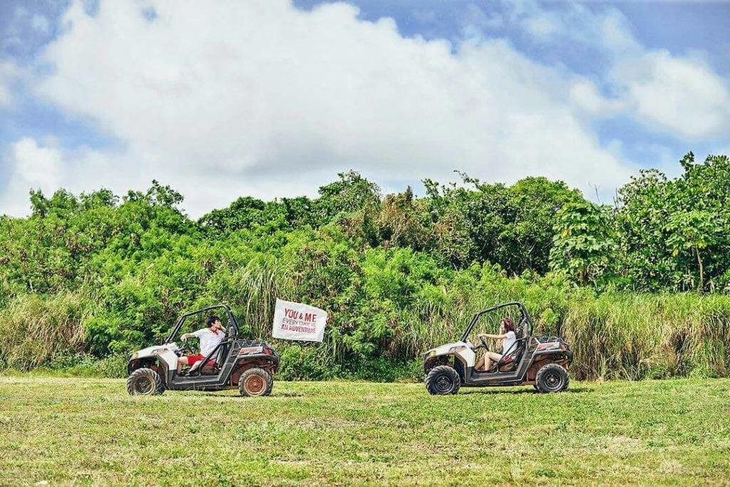 關島星砂俱樂部Guam Star Sand Jungle Tour (需要門票)
