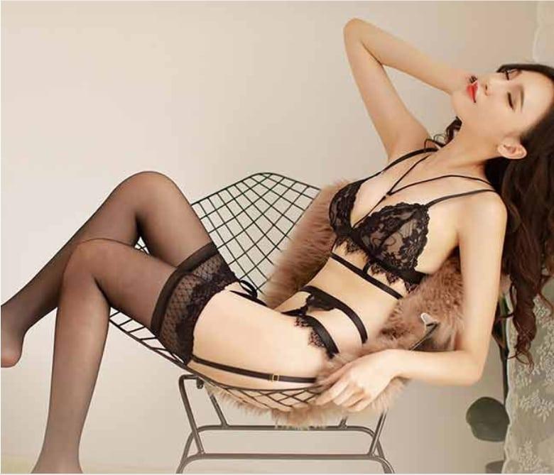 Eros Maggie終極誘惑性感蕾絲情趣內衣
