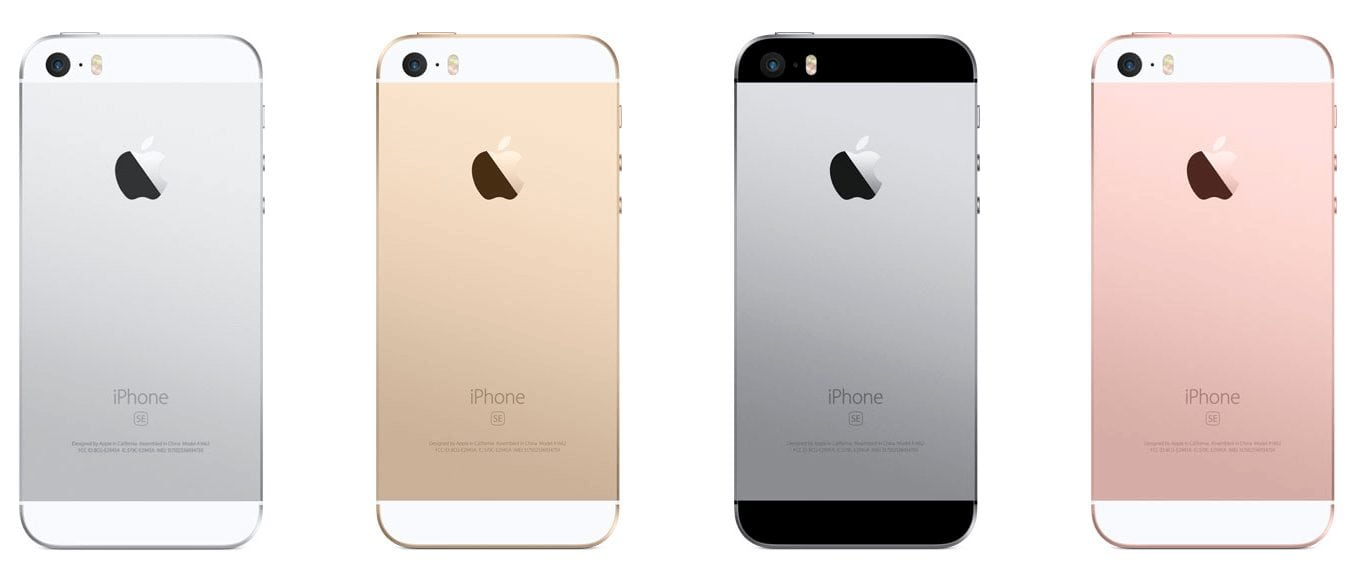 iPhone SE / 12900 TWD 起