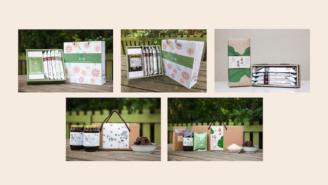 蓮心園禮盒商品
