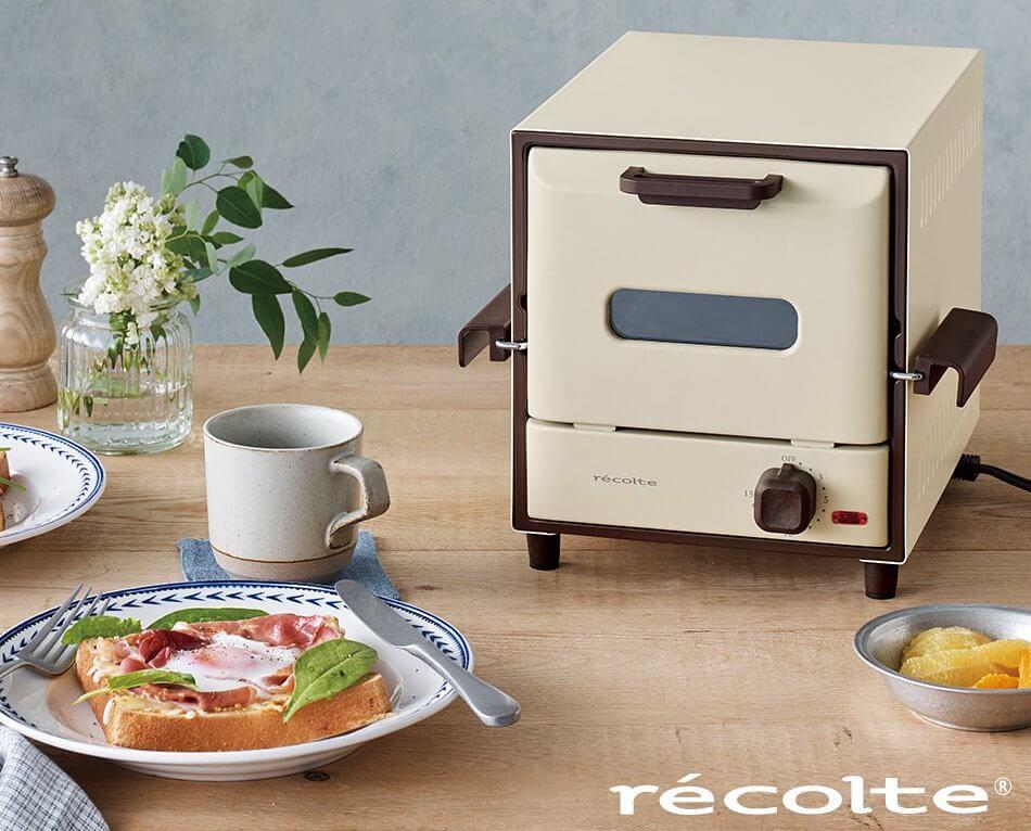 recolte日本麗克特 Delicat 電烤箱