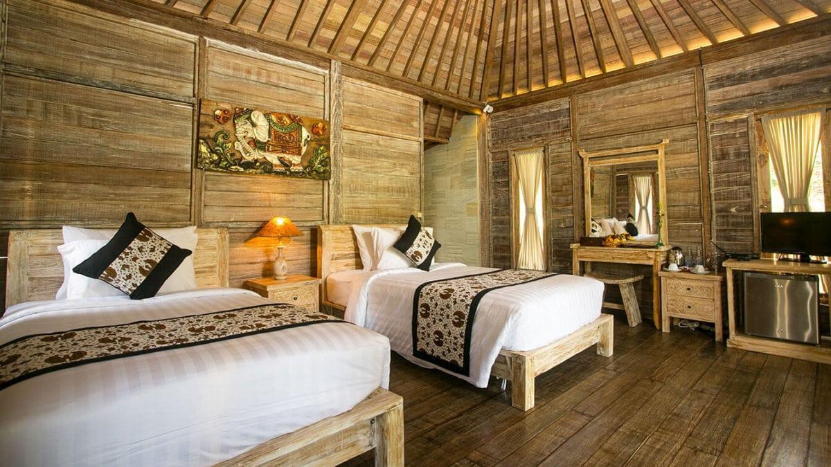來去印尼山上住一晚!峇里島烏布住宿推薦,6間特色villa任你選