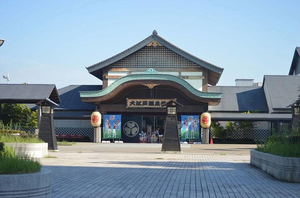 穿浴衣逛祭典!東京台場大江戶溫泉物語:門票、營業時間、活動這樣玩