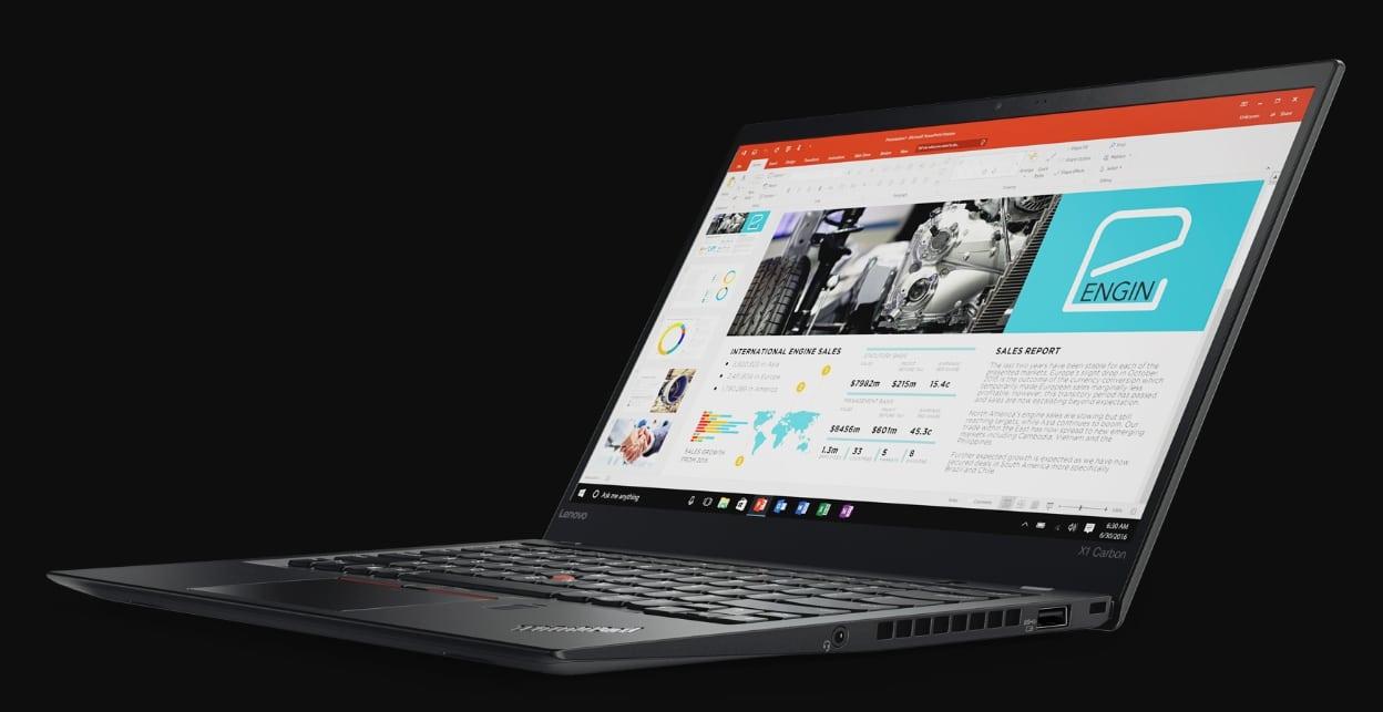 Lenovo ThinkPad筆電