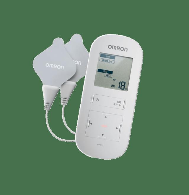OMRON OMRON歐姆龍低週波治療器 HV-F311