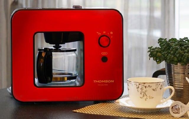 THOMSON 自動研磨咖啡機