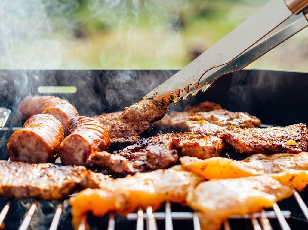 便攜型烤肉架