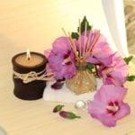 香氛蠟燭和擴香瓶