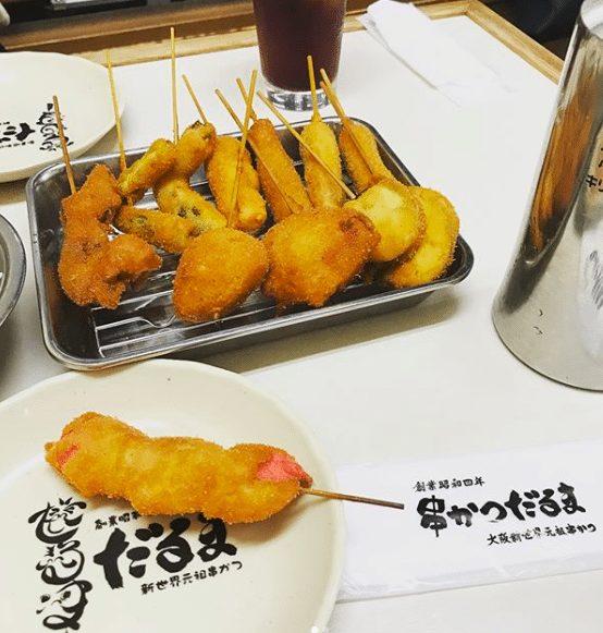 元祖串炸店