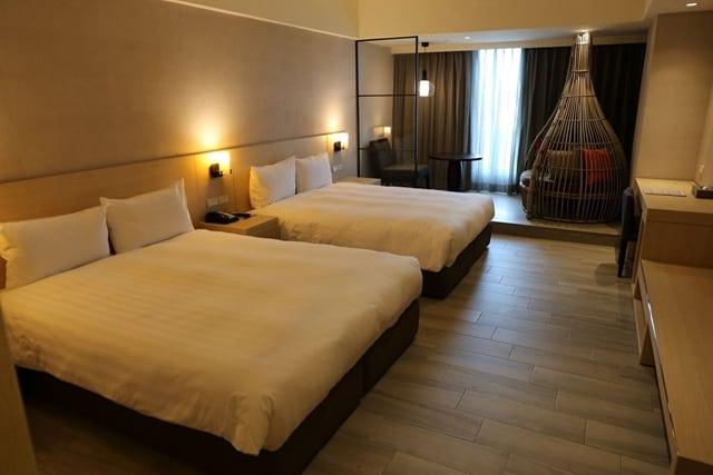 怡灣飯店怡和套房