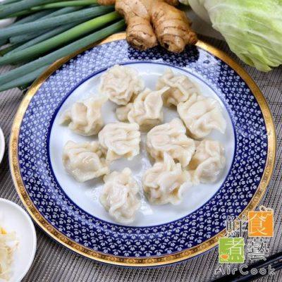【鮮食煮藝】爆汁豬肉手工水餃