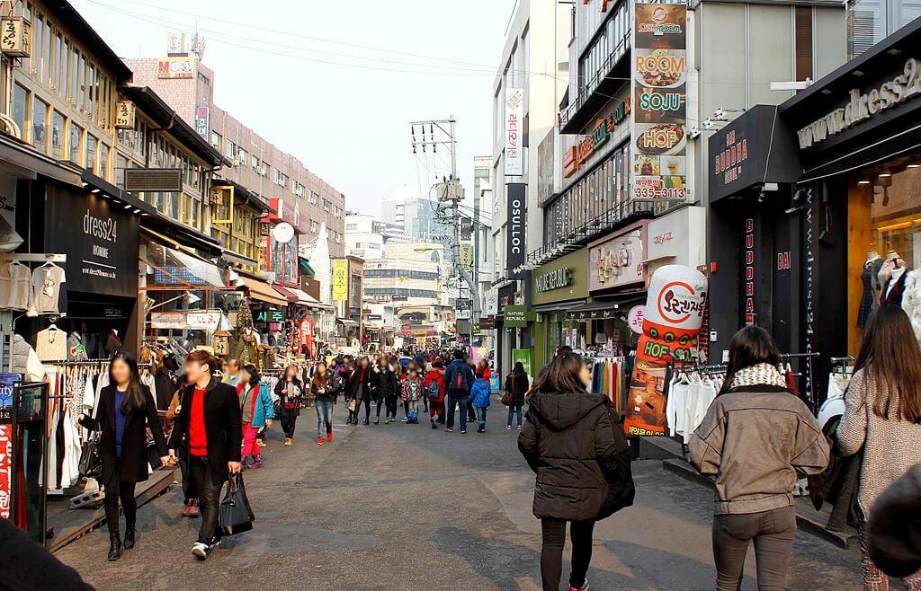 韓國旅遊攻略:首爾弘大商圈怎麼玩?弘大住宿、附近景點新情報
