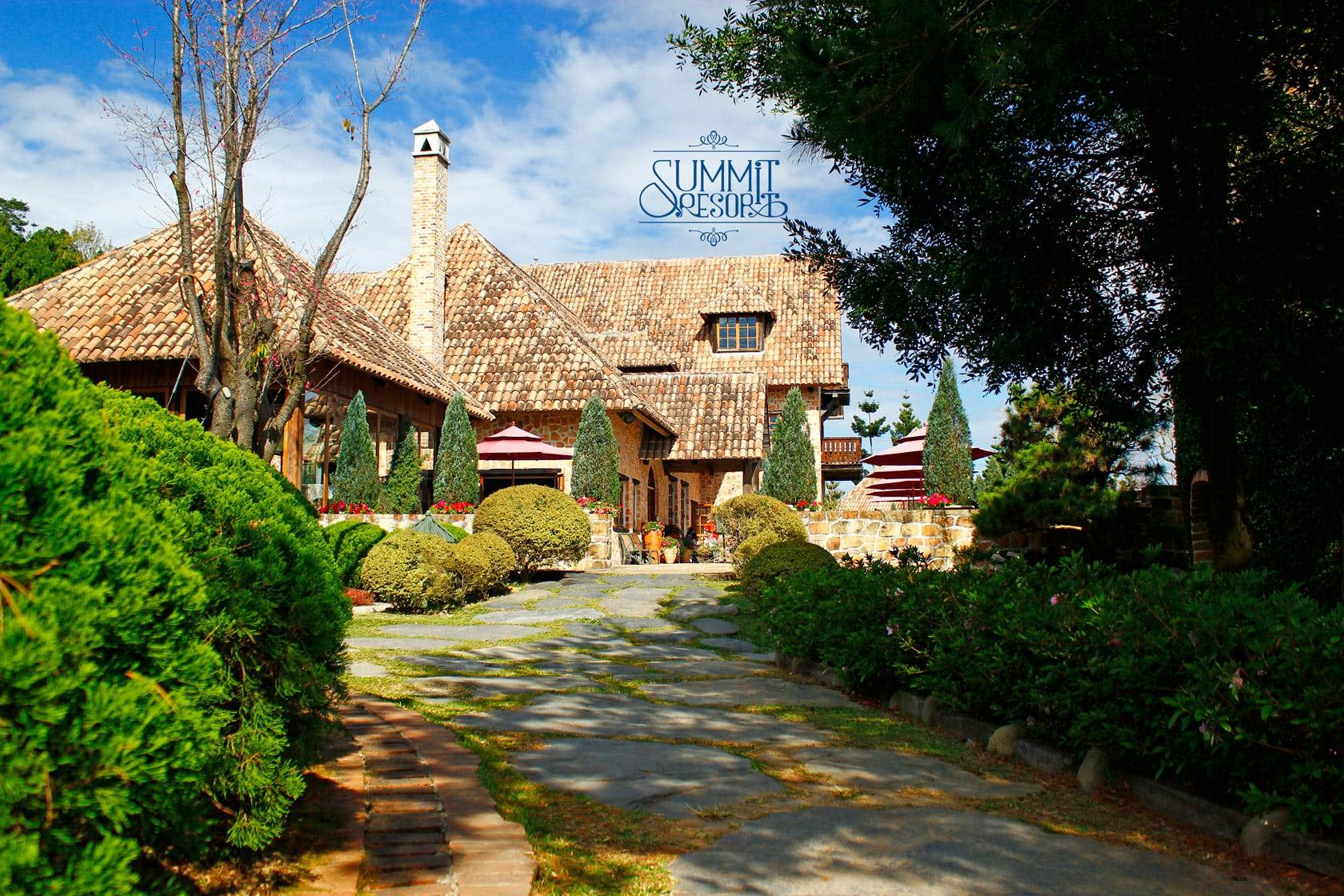 新社古堡花園歐式酒莊