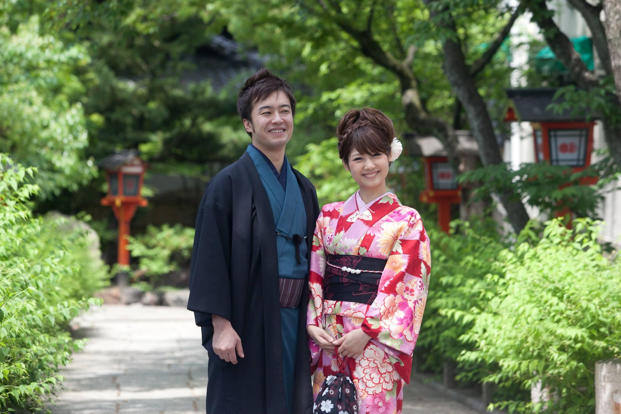 夢京都和服