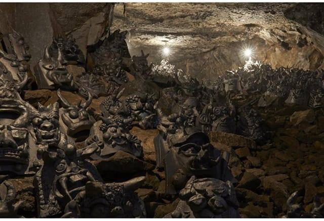 鬼島大洞窟