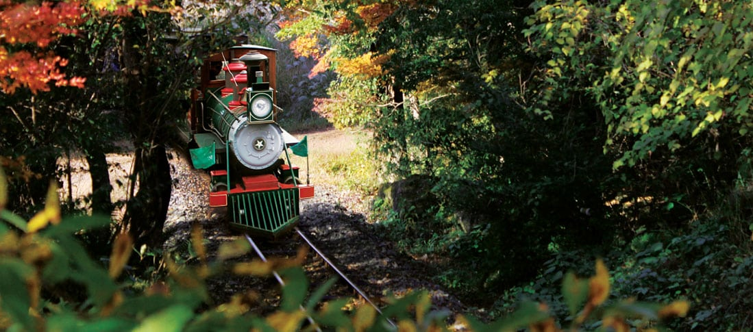 Ecoland 小火車