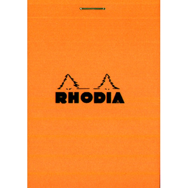 RHODIA Head Stapled Pad 筆記本