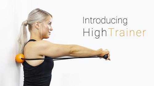 【HighRoller】隨身鍛鍊伸展按摩器HighTrainer
